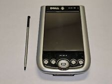 Dell Axim X51 Silver Pda Palm Pilot Pocket Pc Digital Organizer Bundle w/ Stylus