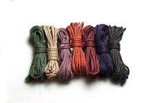 BDSM Rope, Shibari, Bondage Rope 8m * 6mm Jute, kinbaku, shibari rope, bondage