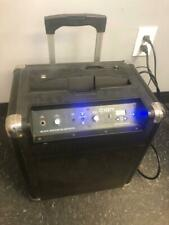 ION IPA56C Audio Block Rocker Bluetooth Portable Speaker System