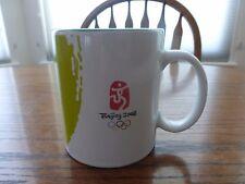 Beijing China 2008 Olympic Games Softball Coffee Mug Cup