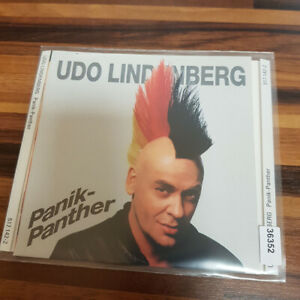 UDO LINDENBERG : Panik-Panther    > VG (CD)