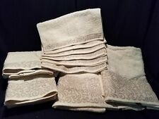 Charter Club Towel Set with 2 Bath, 2 Hand, and 6 Wash Clothes