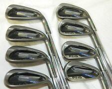 New Ping G30 Green Dot Iron set 4-UW Irons G-30 CFS Stiff flex Steel RH