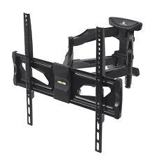 "Wall Mounted TV Bracket Full Motion Arm VESA LED LCD Screen 26-70"" LG SAMSUNG UK"