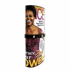 Magazine Cover Clutch Handbag Purse FLOTUS Michelle Obama New First Lady