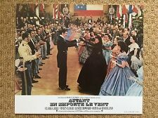 GONE WITH THE WIND Original Vintage Lobby Card 4 CLARK GABLE VIVIEN LEIGH