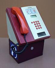 """POINT PHONE téléphone POSTE vintage ancien """"cabine"""" tabac déco touche loft indus"""