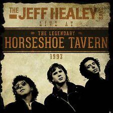 The Jeff Healey Band Live At The Horseshoe Tavern 1993 CD NEW SEALED Blues
