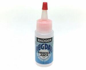REGDAB - Badger Needle Juice Airbrush Lubricant