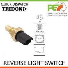 * TRIDON * Reverse Light Switch For Citroen Berlingo Berlingo II M49 M59