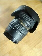 Tokina 12-28mm F4 Canon Fit  AT-X 12-28 PRO DX MINT BOXED PLUS HOOD