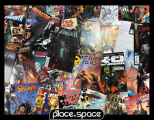 10 x RANDOM COMICS - BARGAIN BUNDLE PACK, NO DUPLICATES, MARVEL, DC, IMAGE