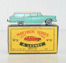 Matchbox Lesney Ford Station Wagon No. 31B, in Box