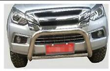 """Isuzu MUX MU-X Nudge Bar S/S 304 3"""" Grille Bumper Guard For Isuzu MU-X 2013-2018"""