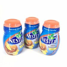 Nestea Sweet Iced Tea Mix Lemon Instant 20 Quarts 45.1oz New Sealed Discontinued