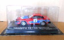 TRIUMPH TR7 V8 MANX RALLY 1978 POND scala 1/43