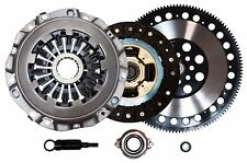 QSC Stage 1 Clutch & Forged Racing Flywheel Kit for 02-05 WRX 2.0L TURBO 5SPD