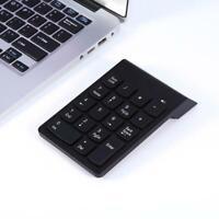 Portable USB Bluetooth Numeric Keypad Keyboard Numpad Number Num Pad 18 Keys
