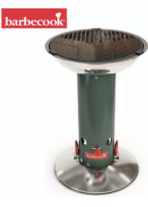 Barbecook Largo Green Barbecue Charcoal Grill Quick Start Barbecook BBQ