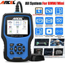 For BMW MINI OBD2 All System Diagnostic ABS EPB SAS Battery Registration Scanner