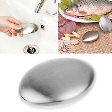 acier inoxydable Savon détachant cuisine main Odor éliminer les senteurs ENLEVER