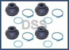 Genuine Mercedes Tie Rod End Ball Joint Boot repair KIT set (x4) R107 W108 109
