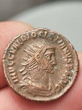 superbe Antoninien de Dioclétien , Antioche 284-285,6ième officine ! 3,37 g