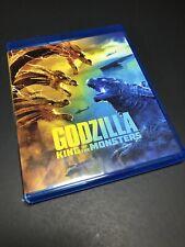 New ListingGodzilla King Of The Monsters Blu Ray Dvd