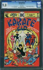 Karate Kid #1 (1976) CGC 9.8 White pg DC Legion of Super-Heroes (only 13 in 9.8)