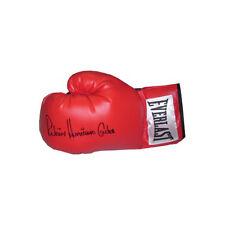 """Rubin """"Hurricane"""" Carter signed Everlast Left Boxing Glove (deceased)"""