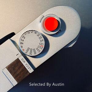 Aluminum Frosted Soft Shutter Release Button For Fuji X100F FujiFilm X100F