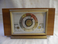 New listing Vintage Barometer Temperature Humidity By Airguide Usa