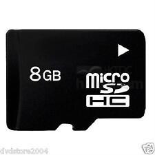 MEMORY CARD MICROSD OEM 8GB 8 GB Micro SD HC SDHC transflash scheda memoria