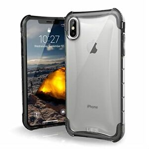 Urban Armor Gear (UAG) Plyo Tough Rugged Case for Apple iPhone X & Xs - Ice