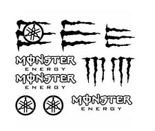 10x  stickers Monster, rossi valentino, vr46
