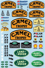 Decal Sheet for TRX4 Trophy Camel