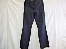 Ted Baker Trouser Women Stretch cotton Black Size w30 L31 Grade A WB292