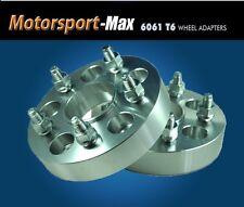 Wheel Hub Centric Adapters 5x120.7 |5x4.75 Camaro Corvette Spacers 1.25