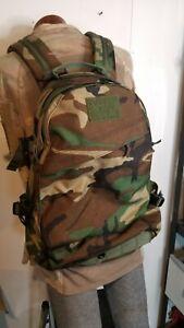 London Bridge Trading LBT-1476A-NM Three Day Assault Pack WOODLAND M-81 USA