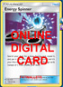 4X Energy Spinner 170/214 Unbroken Bonds Pokemon TCG Online Digital Card