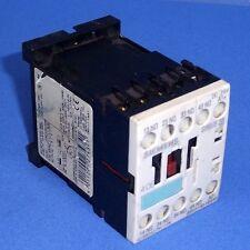 SIEMENS 24VDC 10A CONTACTOR RELAY, 3RH1140-1BB40