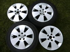4 origi. Audi Rotor Alufelgen 7,5Jx16 ET45 Audi A4 8E Cabrio,A6,VW Golf 6,Passat