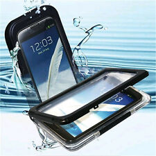 Dive Cover Waterproof Dirtproof Case for Samsung Galaxy S3 S4 Note 2 II N7100