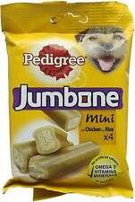 Pedigree Jumbone Small Dog Treat with Chicken and Rice 180 g
