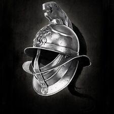 Blood & Sand Spartacus Gladiator Helmet. Head Armour Re-enactment Stage & LARP
