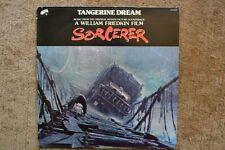 Vinyl. TANGERINE DREAM: SORCERER. 1977. MCA Records. Soundtrack William Friedkin