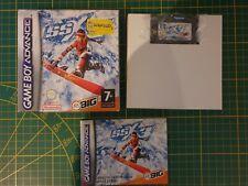 GAME BOY GAMEBOY ADVANCE GBA BOXED BOITE SSX3 SSX 3 AGB-BSXP-EUR