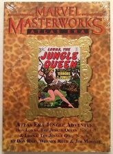 Marvel Masterworks #131 Lorna, The Jungle Queen 1-9 Limited Variant Edition
