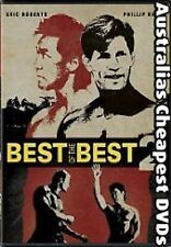 Best of the Best 2  DVD NEW, FREE  POSTAGE  WITHIN AUSTRALIA REGION 4