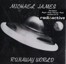 Michael James - Runaway World ( CD ) NEW  / SEALED